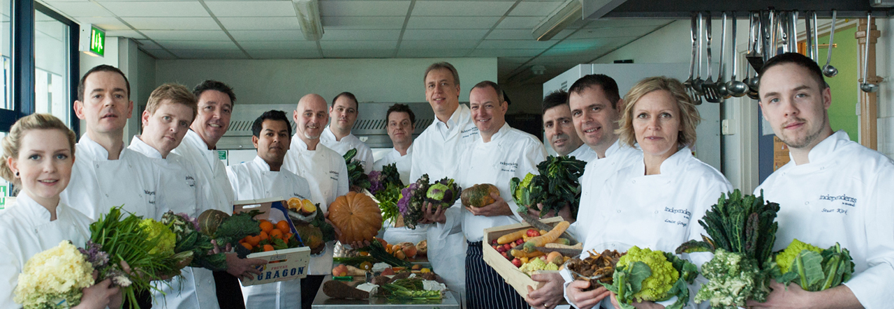 Meet our chefs