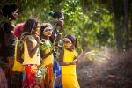 Women and girls garma