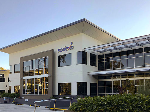 Sodexo Brisbane Support Centre