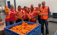 SODEXO PARTNERS WITH FOODBANK TO MEET GROWING DEMAND FOR STAPLE INGREDIENTS