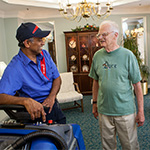 seniors support housekeeping