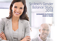 Sodexo's Gender Balance Study 2018: Expanded Outcomes Over 5 Years