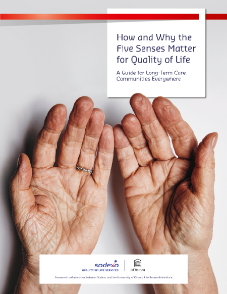 How and why the five senses matter for quality of life