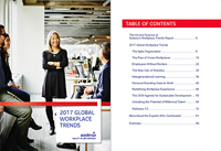 Workplace trends report cover